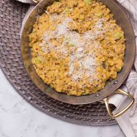 Yellow-risotto